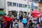 Fotos: Hunderte schlendern trotz Regen durch Schopfheim