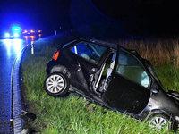 Kleinwagenfahrer stirbt bei Frontalcrash nahe Ringsheim