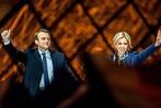 Fotos: Wahlnacht in Frankreich – das Volk feiert Macrons Sieg