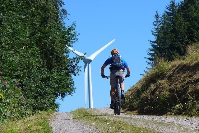 Mit dem Mountainbike rund um den Rohrhardsberg