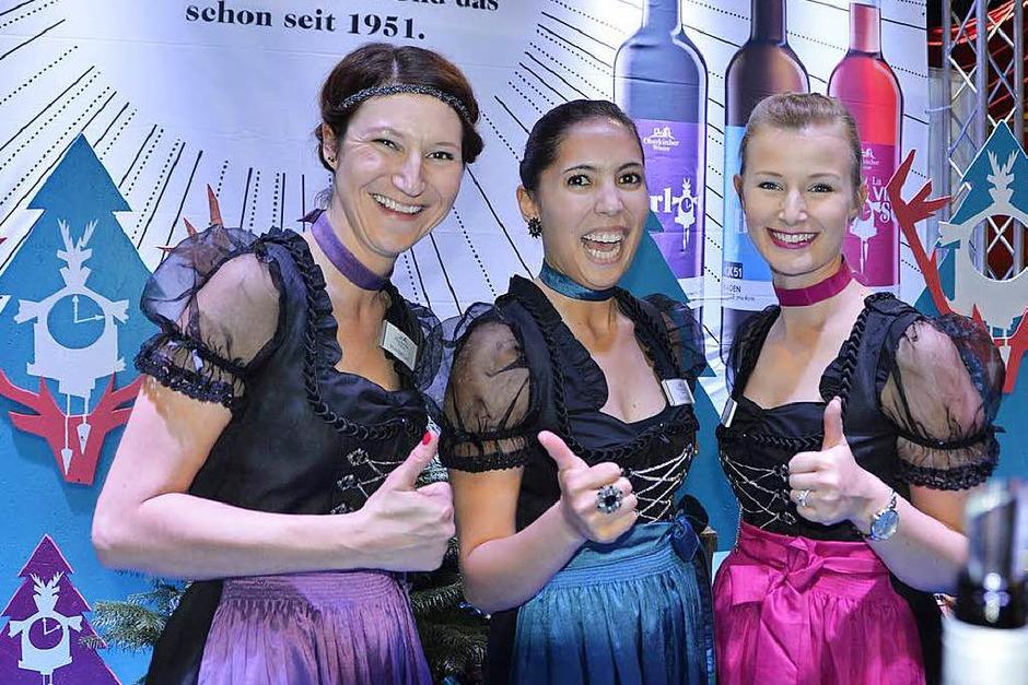 Die Badische Weinmesse: ein Event für alle Generationen (Foto: hrö)