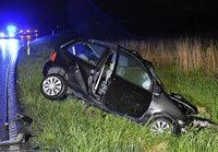 Ein Toter bei Verkehrsunfall