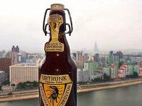 In Nordkoreas Hauptstadt wird naturtrübes Ganter-Bier verkauft