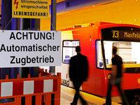 Die U-Bahn in Nürnberg fährt von allein