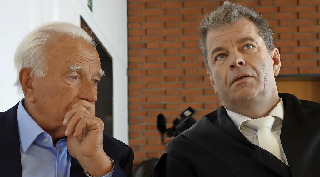 Rentner erhält Bewährungsstrafe für tödliche Irrfahrt in der Fußgängerzone von Bad Säckingen