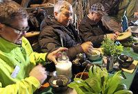 Bauernhof mit Ferkeln und Wiese statt Tagungshotel