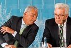 Fotos: Das ist Kretschmanns grün-schwarzes Kabinett