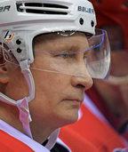AUCH DAS NOCH: Putin trifft beim NHL-Match