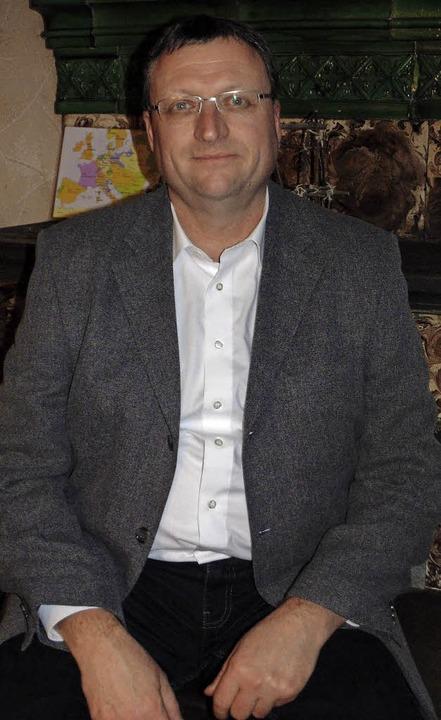 Neuer zweiter Schriftführer ist  Jörg Martin.   | Foto: Michael Gottstein