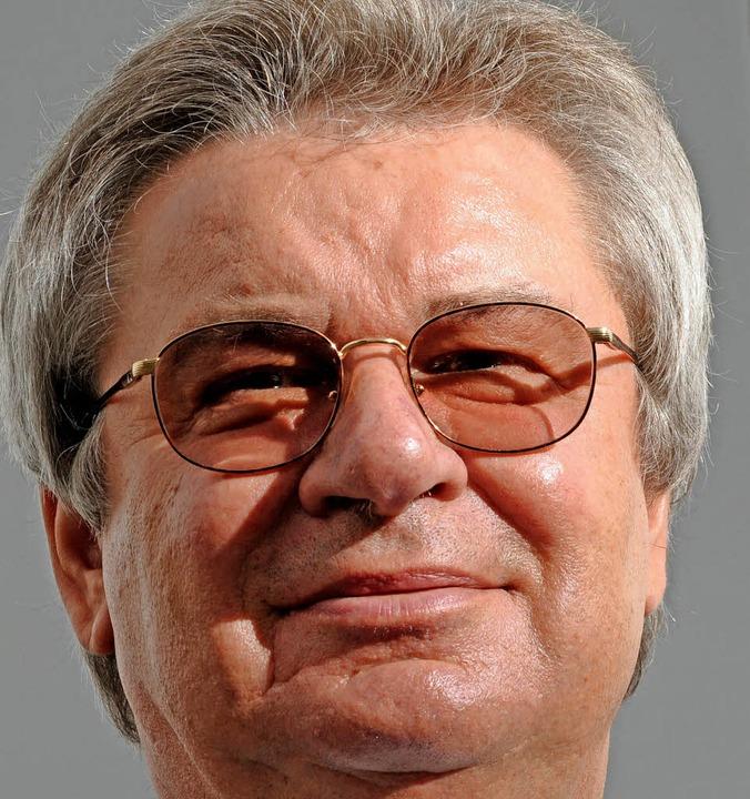 Klaus Fischer (2011)   | Foto: dpa