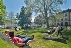Fotos: Eröffnungsfeier des neu gestalteten Hebelpark in Lörrach