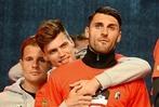 Fotos: Der SC feiert beim letzten Heimspiel der Saison mit den Fans
