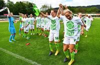 Wolfsburg unterliegt Freiburg – und ist trotzdem deutscher Meister