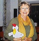 Lachtrainerin Helgard Diestel : Wer lacht, der lebt gesünder - Über die Heilkraft des Frohsinn. In Lenzkirch