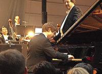 Philharmonie Baden-Baden, Alexej Gorlatch in Grafenhausen-Rothaus