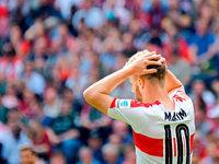 Chance auf vorzeitigen Aufstieg vertan: VfB Stuttgart verliert 0:1 bei Hannover 96