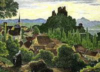 Heinz Setzer referiert in Badenweiler