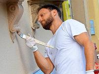 Graffiti-freie Wände im Sedanquartier sind am nächsten Tag wieder beschmiert