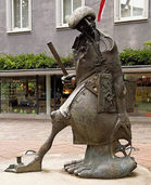 Touris-Info Waldshut bietet Skulpturenführung an