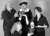 Ensemble Restrisiko gibt zwei Vorstellungen in der Kultschüür in Laufenburg/Schweiz