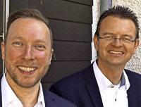 Mit Jens Amberg und Helmuth Of in Titisee-Neustadt