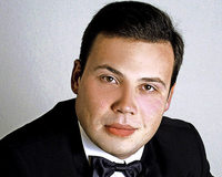 Virtuose Mikhail Dantschenko zu Gast in Laufen