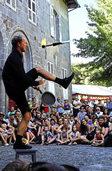 Das Frühlingsfestival l'Humour des Notes im französischen Haguenau
