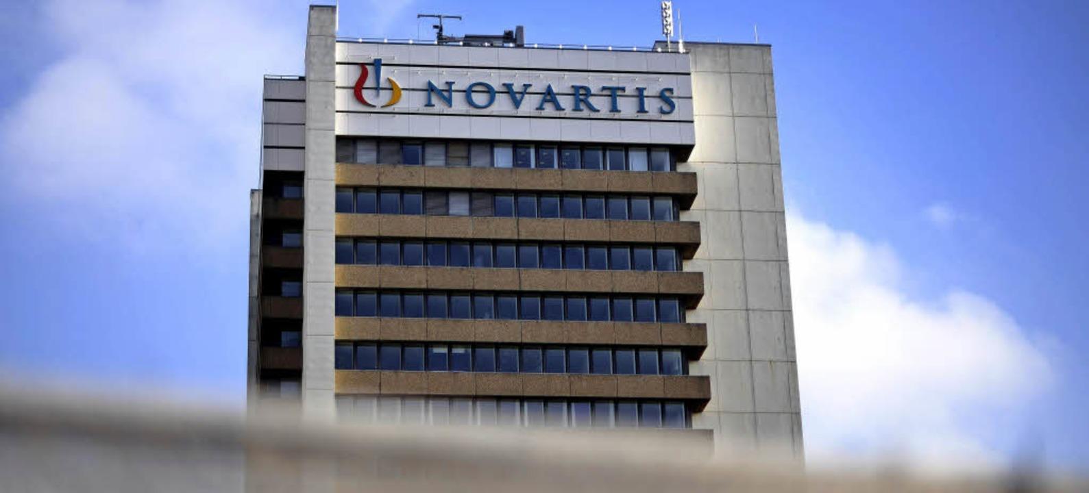 Novartis strukturiert seine Schweizer Standorte um.   | Foto: AFP