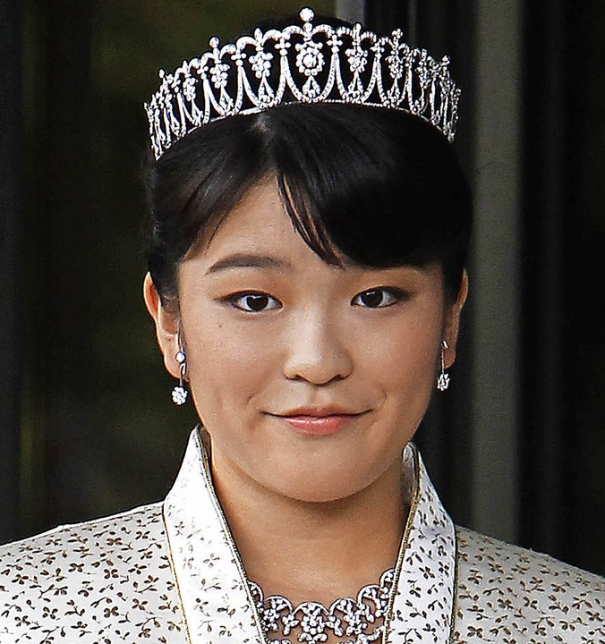 Prinzessin Mako  | Foto: dpa