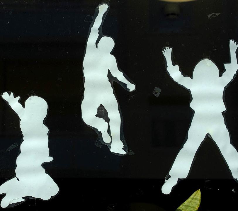Fenster einer Ganztagsschule   | Foto: DPA