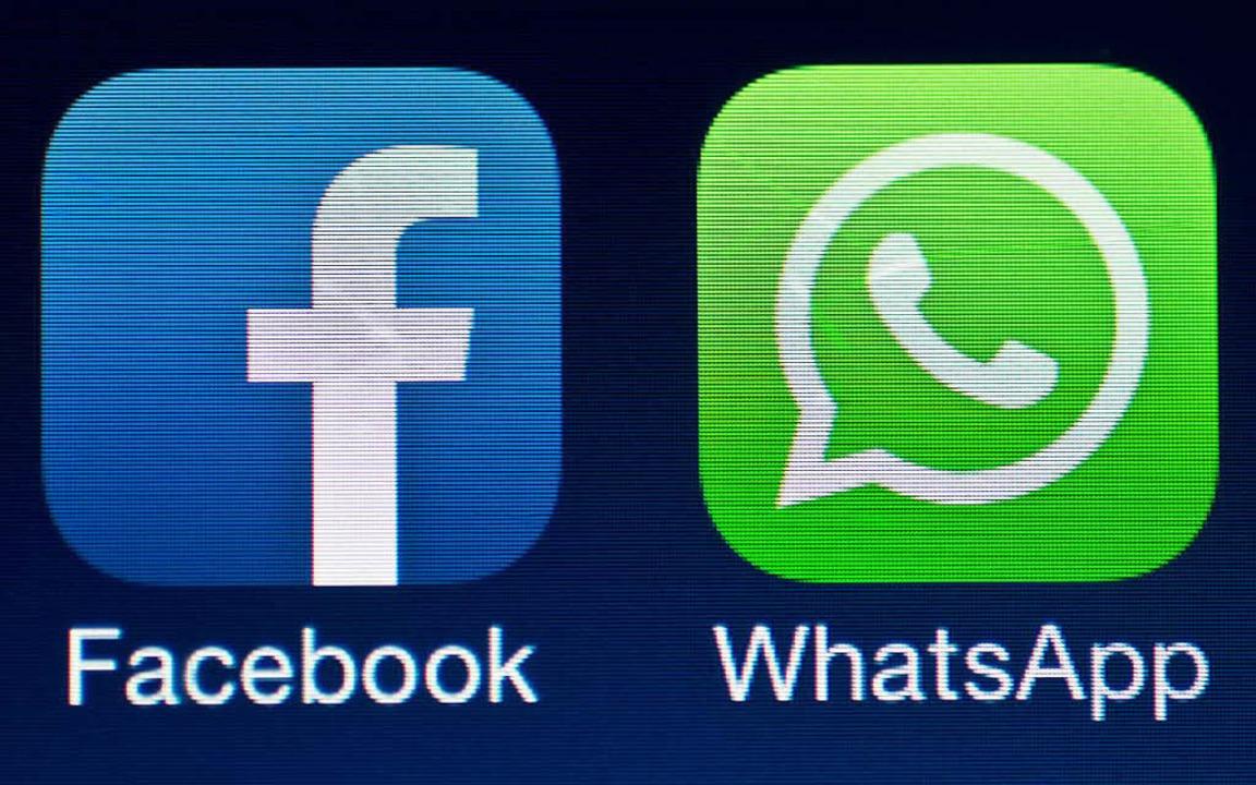 Datensammler Facebook und WhatsApp  | Foto: dpa