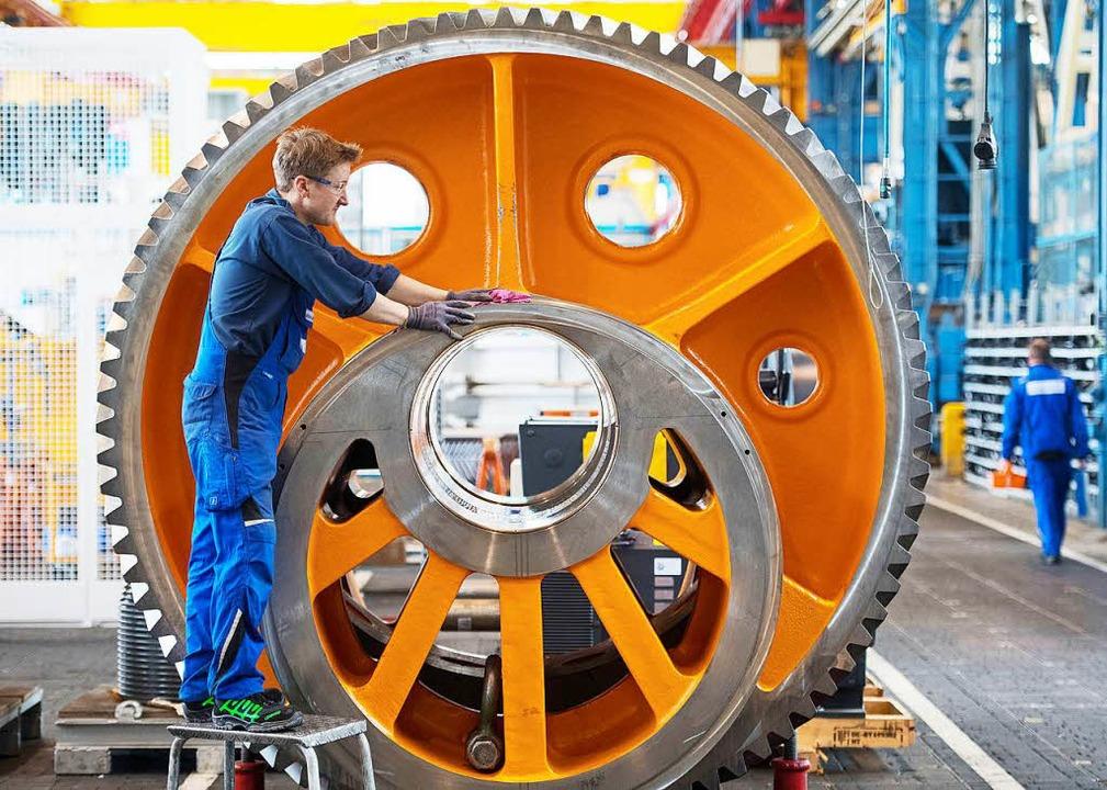Den Unternehmen in der Region Hochrhei...es so gut wie lange nicht (Symbolbild)  | Foto: dpa