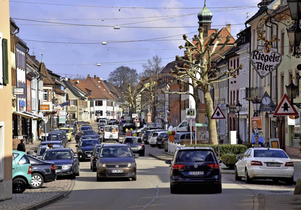 Die Zukunft der Kenzinger Innenstadt w...ilitätsforscher auf Einladung der CDU.  | Foto: Archivfoto: Gollrad