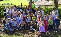 Kindergarten St. Martin feiert 40. Geburtstag