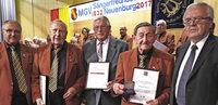 75 Jahre Mitgliedschaft
