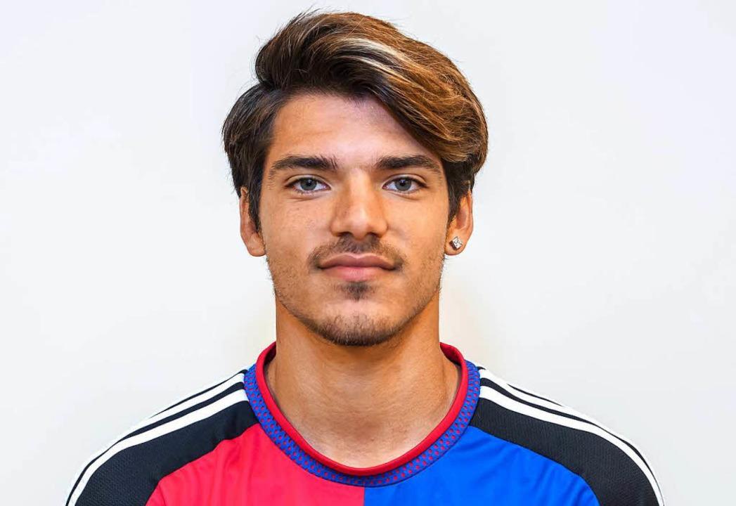 Verletzt ausgeschieden: FCB-Talent Raoul Petretta  | Foto: Sacha Grossenbacher