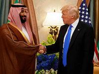 USA und Saudi-Arabien schließen Rüstungsabkommen
