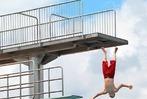 Foto: Saisoneröffnung und Sportfest im Lörracher Parkschwimmbad