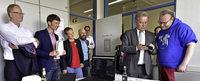 """Untersteller besucht Energieexperten beim """"Hackathon"""""""
