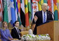 """US-Präsident: """"Vertreibt die Terroristen"""""""