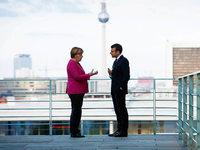 Kanzlerin Merkel lässt wichtige Gespräche protokollieren