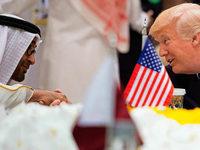 Trump sucht in Saudi-Arabien die Allianz mit Muslimen