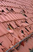 Wetterfest Dachdämmung