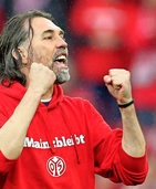 Trainer Schmidt verlässt Mainz