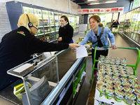 Die Schwarzwaldmilch hat den Werksverkauf in Freiburg neu gestaltet