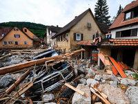 Braunsbach – ein Jahr, nachdem die Flut kam