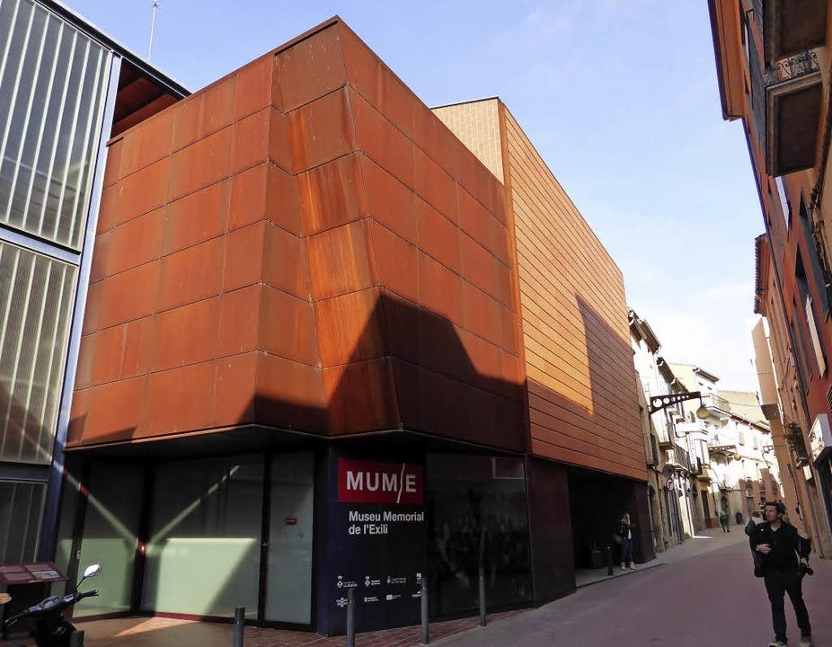 Dauerausstellung: Museum in La Jonquera   | Foto: Michael Neubauer