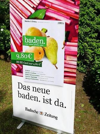 Titelthema des neuen baden.: Birnen vom Südhof.