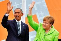 Obama wird in Berlin umjubelt – Merkel erntet Buhrufe