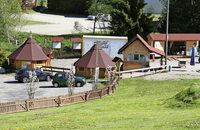 Marktscheune für Spaßpark